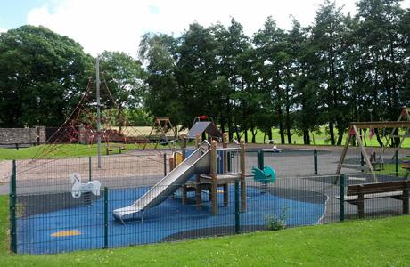 Children's Playground Lanesborough
