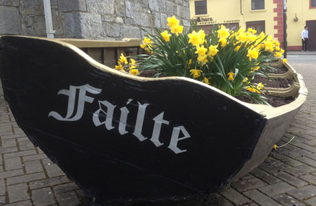 Failte Flower Box