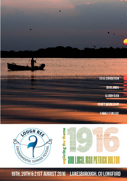 Brochure for 2016 Environmental Festival 19, 20 & 21 August 2016 P1