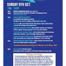 Taste of the Lakelands Programme of Events Sunday 9th October 2016